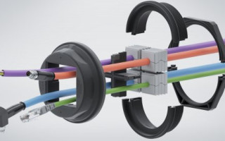 CONTA-CLIP expands its cable entry portfolio with KDS-R system for M20 to M63 round openings