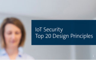 IoT Security Top 20 Design Principles