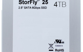 Virtium Doubles Capacity of StorFly Industrial SSD Line