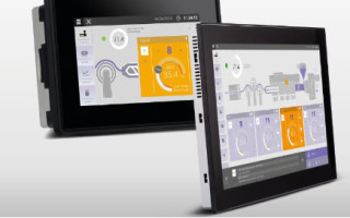 Panasonic's HMx700 Series Operator Panels Offer Multi-Touch Functionality