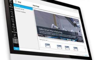 Delta Launches DIAStudio Smart Machine Suite, Motor Drive Solution
