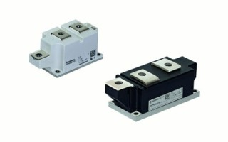 Infineon's 50- and 60-mm Prime Block Modules Target Drives and UPS Applications