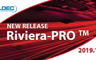 Aldec Enhances Riviera-PRO's VHDL and UVVM Support