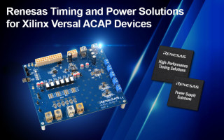 Renesas to Support Xilinx Versal ACAP Reference Designs