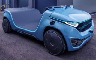 Bertrandt's HARRI Innovation Platform Integrates Future Mobility Concepts