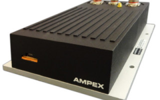 AMPEX Launches Network File Server Recorder for ?Attritable? Applications