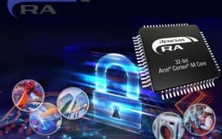 Newark Introduces Renesas Electronics' RA Family of 32-bit Arm Cortex-M Based MCUs