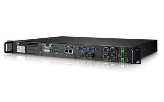 Vecow Launches RMS-1000 Series 1U Rackmount In-Vehicle Computing System