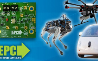 Time-of-Flight Demo Board Drives Lasers With Automotive-Qualified eGaN Technology