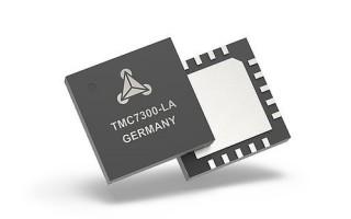 Trinamic's Smart Driver IC Serves Battery-Powered DC Motors