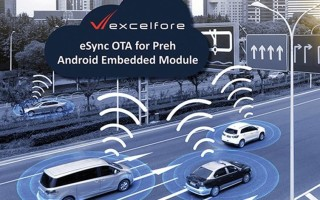 Preh Car Connect selects Excelfore eSync as the OTA pipeline for European OEM production deployment