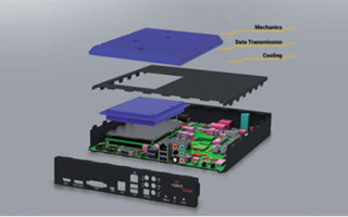 Challenges in the development of an industrial PC based on COM