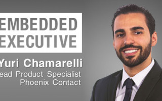 Embedded Executives: Yuri Chamarelli, Lead Product Specialist, Phoenix Contact