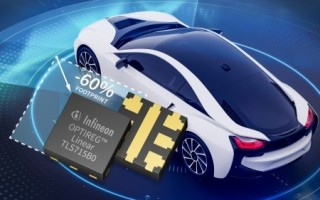 Miniature Power Supply: Infineon's First Flip-Chip Production Designed for Automotive Applications