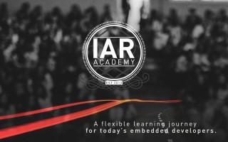 IAR introduces IAR Academy On-Demand