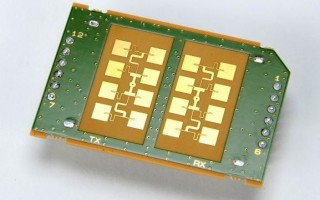 Fujitsu Releases 3-Channel, 24GHz Doppler Radar Sensor Module