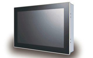 """Industrial 10.1"""" Panel PC with True-Flat PCAP Touch Screen"""