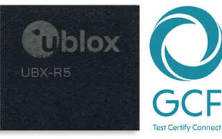 u-blox UBX-R5 Becomes First IoT Chipset Certified by Global Certification Forum