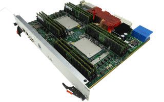 VadaTech Announces Rugged Blade Processor with Dual Xeon Cascade Lake-SP