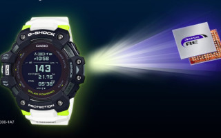 Renesas RE Family Adopted as Main Controller of G-SHOCK Watch with Heart Rate Monitor and GPS Functionality