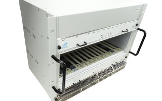 VadaTech Announces 8U VPX Chassis with Twelve 3U Slots and RTM Support