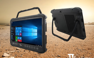 New Winmate M133WK 13.3-inch Ultra Rugged Tablet for Extreme Environments