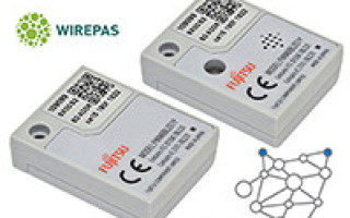 Fujitsu Releases Wirepas Mesh IoT Front-End Devices for IoT Applications