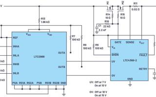 Designing a Wide Voltage Range Automotive Circuit Protector