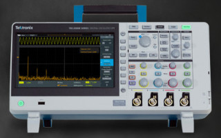 Newark Launches New Tektronix Digital Storage Oscilloscope
