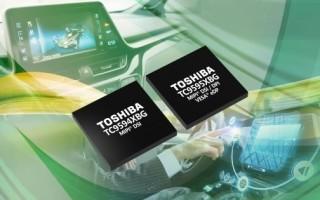 Toshiba Adds Automotive Display Interface Bridge ICs for IVI Systems