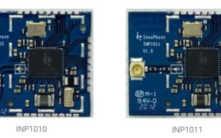 InnoPhase Releases INP1010, INP1011 Talaria TWO Modules