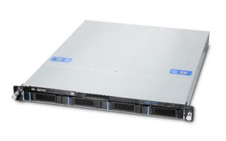Chenbro RB14604 - Affordable Level 6 1U Rackmount Server Barebone for Xeon?E