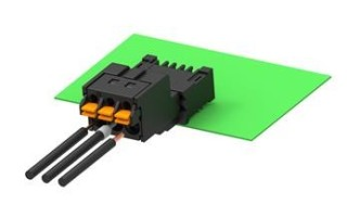 TE Connectivity Launches Dynamic Series D-2970 Push-In PCB Connectors