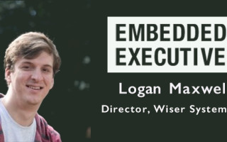 Embedded Executive: Logan Maxwell, Director, Wiser Systems