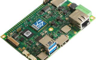 High-Performance Multimedia Single Board Computer with NXP i.MX 8M CPU from F&S Elektronik