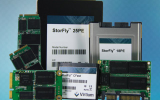 Virtium Expands High-Capacity I-Temp Solid-State Drive Family