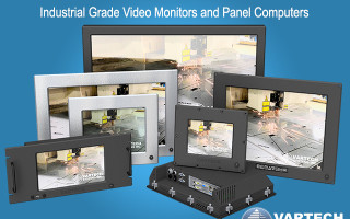 New Rugged Display Solutions from VarTech Systems