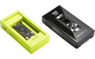 Newark Introduces the Arduino Portenta Family for Low Code Industrial IoT Development