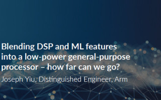 Blending DSP and ML Features Into a Low-Power General-Purpose Processor ? How Far Can We Go?