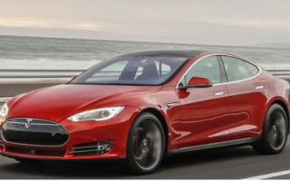 The Invention of Tesla's Model S