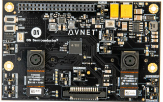 Avnet Introduces 96Boards ON Semiconductor Dual Camera Mezzanine for Fast Prototyping