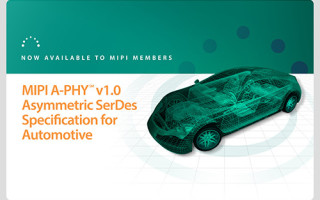 MIPI Alliance Releases A-PHY SerDes Interface for Automotive