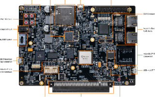 Product of the Week: Microchip PolarFire SoC FPGA Icicle Kit