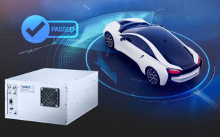 dSPACE's New Target Simulator for 4-D Radar Sensors Sets New Standards