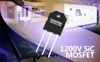 Toshiba Releases TW070J120B, SiC MOSFET Device