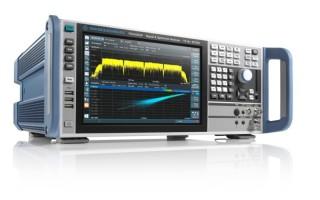 Rohde & Schwarz Adds Internal Analysis Bandwidth to FSVA3000 Analyzer