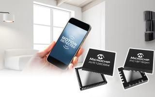 Microchip Releases PIC18-Q41, AVR DB MCU Families