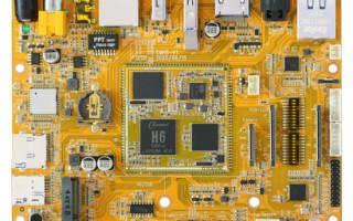 Boardcon Released Allwinner H6 Platform for 4K HDR Set-Top Box