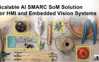 Renesas Introduces Scalable AI SMARC SoM Solution for Accelerating Time to Market of HMI and Embedded Vision Systems