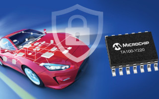 First Cryptographic Companion Device Brings Pre-programmed Security to the Automotive Market